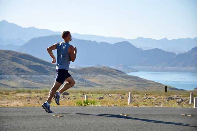 Exercising for maintain health